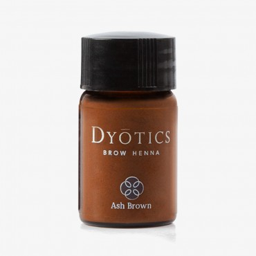 DYOTICS BROW HENNA ASH BROWN